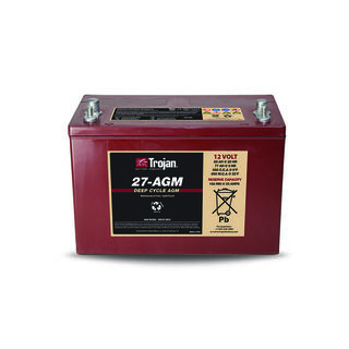 TROJAN AGM DEEP CYCLE BATTERIES