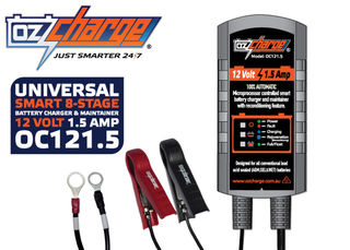 OzCharge Battery Chargers