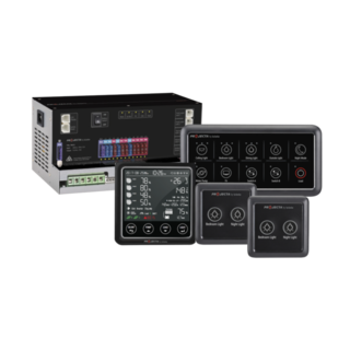 RV/Motorhome Management Systems
