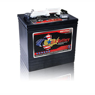 Deep Cycle Flooded/Wet Batteries