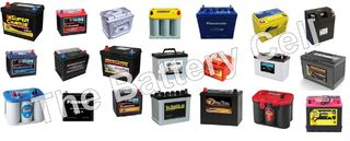 CAR Batteries -ALL