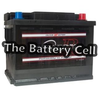 DIN55L MF 520CCA European Car Battery (FREE DELIVERY, no Rural tickets)