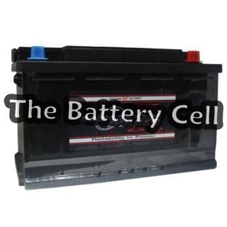 DIN85L MF 780CCA European Car Battery (FREE DELIVERY, no Rural tickets)