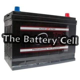 80D26L / NS70L MF 700CCA Comm - Auto - 4X4 Battery