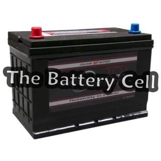 95D31R / N70R MF 750CCA Comm - Auto - 4X4 Battery