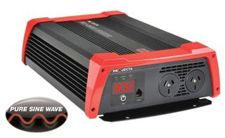 Inverter 12 Volt 900W Pure Sine Wave