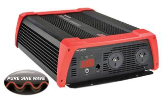 Inverter 12 Volt 1800W Pure Sine Wave