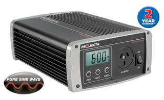 12V 600W Pure Sine Wave Inverter Intelli-wave