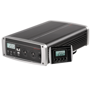 24V 2000W Pure Sine Wave Inverter with Automatic AC Transfer Switch intelli-wave
