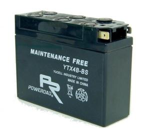 CYTX4B-BS POWER ROAD MOTORCYCLE BATTERY 12V