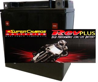 Motorcycle Battery YTX20-BS (STX20-BS) 12V