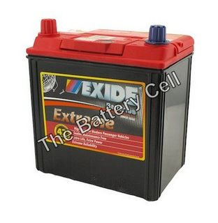 X40DPMF 12v 400cca EXIDE EXTREME CAR BATTERY (FREE DELIVERY, no Rural tickets)