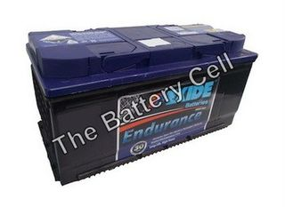 DIN88MF 12v 810cca EXIDE ENDURANCE BATTERY (FREE DELIVERY, no Rural tickets)