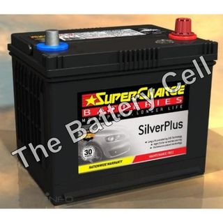SMF58VT SuperCharge Silver Battery (FREE DELIVERY, no Rural tickets)