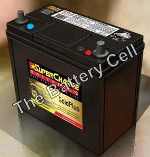 MF55B24L SuperCharge GOLD 12V 490CCA Car Battery (FREE DELIVERY, no Rural tickets)