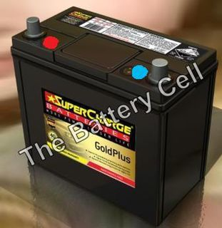 MF55B24RS SuperCharge GOLD 12V 490CCA Car Battery (FREE DELIVERY, no Rural tickets)