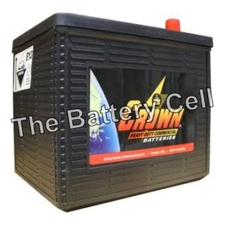12B Crown 6v starting battery