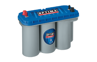 D31M OPTIMA Blue Top Marine Battery