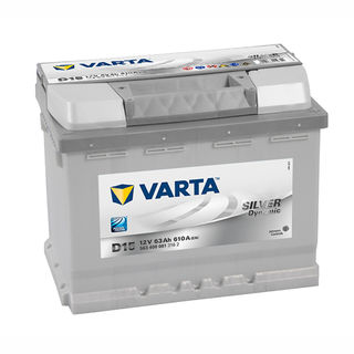 VARTA German Made 12v Car battery D15, 563 400 061 2,  DIN55LH (FREE DELIVERY, no Rural tickets)