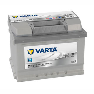 VARTA German Made 12v Car battery D21, 561 400 060, DIN55L (FREE DELIVERY, no Rural tickets)