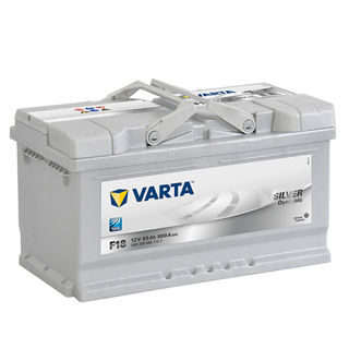 VARTA German Made 12v Car battery F18, 585 200 080, DIN77/75 (FREE DELIVERY, no Rural tickets)