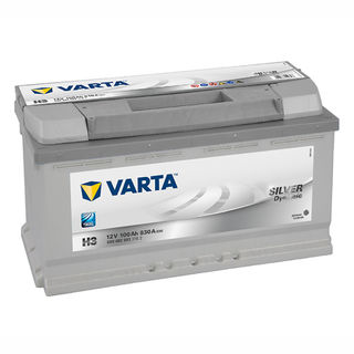 VARTA German Made 12v Car battery 600 402 083, H3, DIN92/110 (FREE DELIVERY, no Rural tickets)
