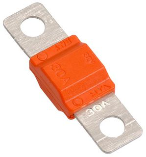 BT950-30 replacement fuse for fused battery terminal
