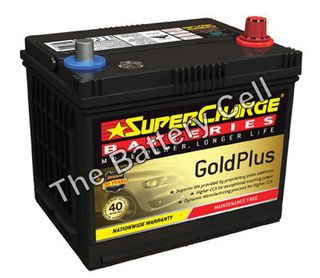 MF53 SuperCharge GOLD 12V 650CCA Battery (FREE DELIVERY, no Rural tickets)
