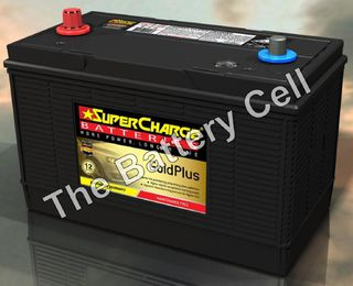 MF31-931 SuperCharge GOLD 12V 1000CCA Battery (FREE DELIVERY, no Rural tickets)