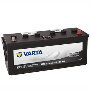 Varta Commercial Battery Promotive BLACK K11, Unique NEW HOLLAND (FREE DELIVERY, no Rural tickets)