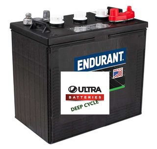 6V 255Ah US Battery Company Deep Cycle battery (FREE DELIVERY, no Rural tickets)