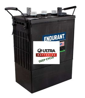 6V 385Ah US Battery Company battery (FREE DELIVERY, no Rural tickets)