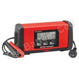 Battery Charger 6, 12 + 24v charger -complete workshop model with tester