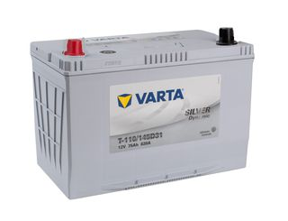 VARTA EFB 12v Car battery EV, SS, HP and Cycle, T110REFB/95D31R/N70ZZ