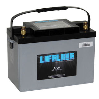 GPL-27T 12V 100A/H Lifeline Battery