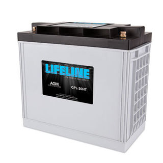 GPL-30HT 12V 150A/H Lifeline Battery