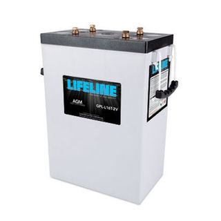 GPL-L16T-2V 1200A/H 2V Lifeline Battery