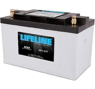GPL-31T 12V 105A/H Lifeline Battery 750MCA