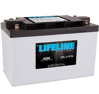 GPL-31T-2V 630A/H 2V Lifeline Battery