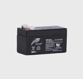12V 1.3ah SLA, VRLA, AGM sealed Battery RITAR
