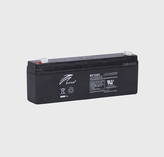12V 2.3ah SLA, VRLA, AGM sealed Battery RITAR