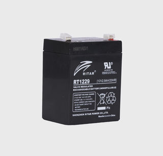12V 2.9ah SLA, VRLA, AGM sealed Battery RITAR