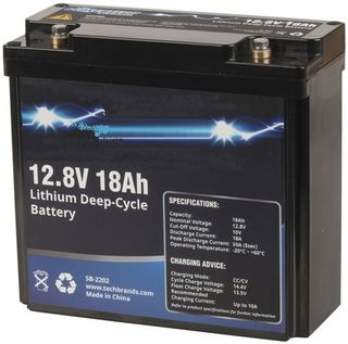 Lithium Battery 12.8v 18a LiFePO4 Sealed