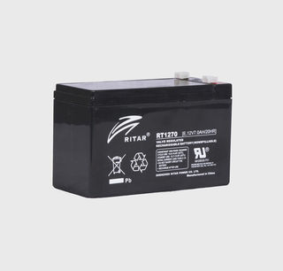 12V 7.2ah SLA, VRLA, AGM sealed Battery RITAR F2