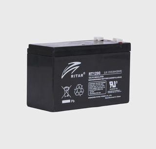 12V 9ah SLA, VRLA, AGM sealed Battery RITAR