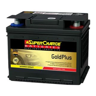 MF44H SuperCharge GOLD 12V 510CCA Battery (FREE DELIVERY, no Rural tickets)