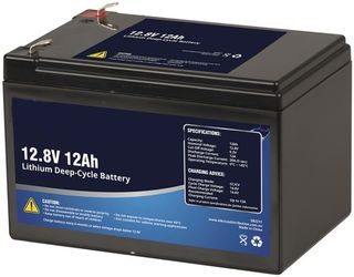 Lithium Battery 12.8v 12a LiFePO4 Sealed