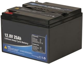 Lithium Battery 12.8v 25a LiFePO4 Sealed