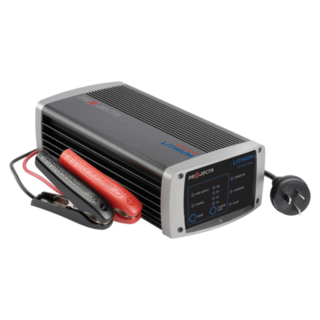 12V Automatic 15 Amp 5 Stage Lithium Battery Charger (FREE Delivery)