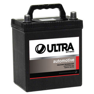 NS40Z 330cca ENDURANT ULTRA CAR Battery (FREE DELIVERY, no Rural tickets)